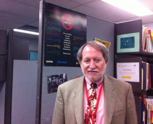 Fred Gitner, Director of the New Americans Program and International Relations at Queens Library