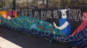 138th Street mural 1