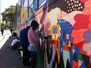 138th Street mural 2